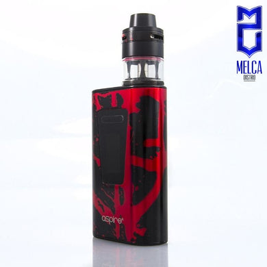 Aspire Typhon Revvo Kit Red - Kits