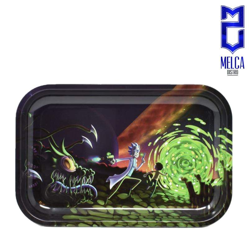 Bandeja Rick & Morty Monster Escape - Large 29x19cm - BANDEJAS