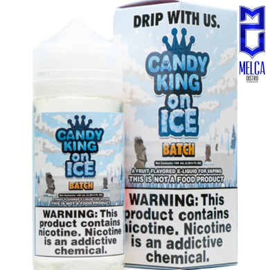 Candy King Batch on Ice 100ml - E-Liquids