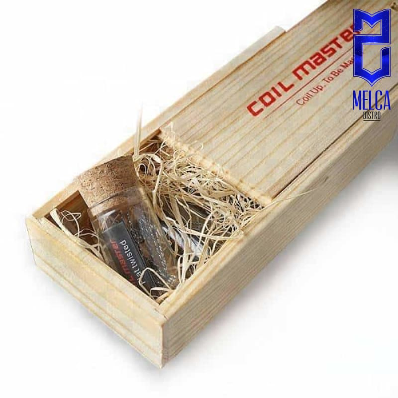 Coil Master Mix Twisted Coil 10pcs - Coils