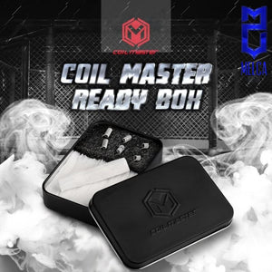 Coil Master Ready Box Coils - Tool Kit