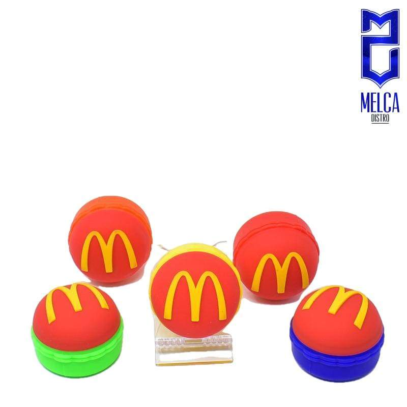 Wax Container Mc Donald's 10ml - WAX CONTAINERS