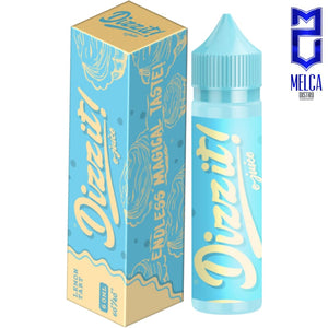 Dizz It! Lemon Tart 60ml - E-Liquids