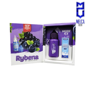 Equal Rybena 60ml + Add More Ice 10ml - E-Liquids