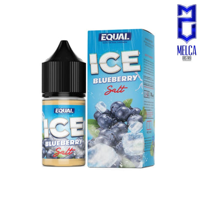 Equal Ice Salt Blueberry 30ml - E-Liquids