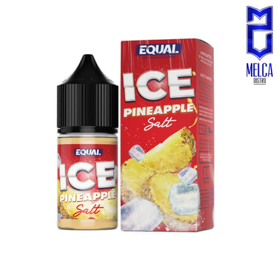 Equal Ice Salt Pineapple 30ml - E-Liquids