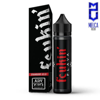 FCUKIN FLAVA Strawberry Jello ICE 60ml - E-Liquids