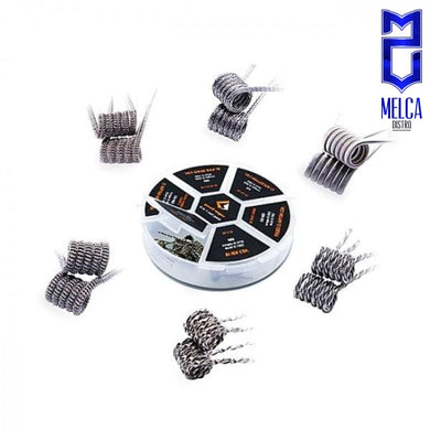 Geekvape 6 in 1 Coil Pack - 20pcs - Coils