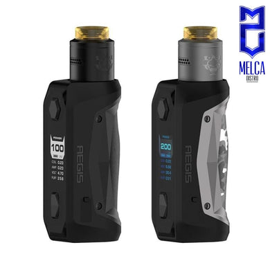 Geekvape Aegis Solo Tengu Kit Black - Kits