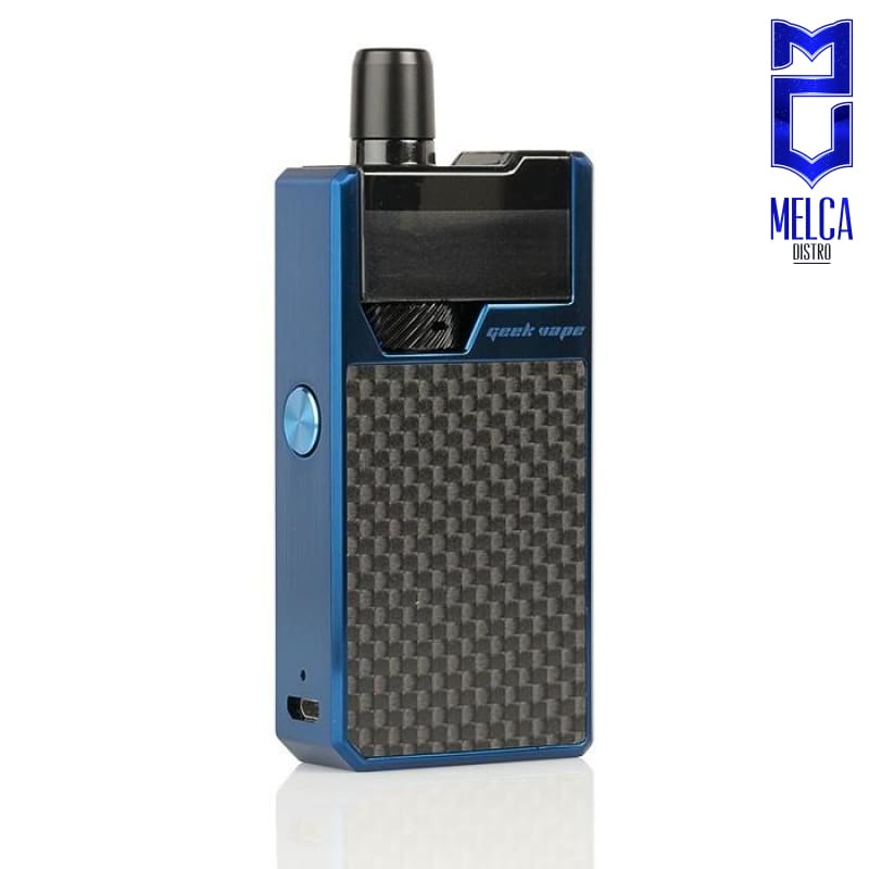 Geekvape Frenzy Pod Systems Blue Carbon Fiber - Pod Systems