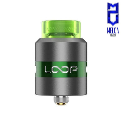 Geekvape Loop RDA Gunmetal - Tanks