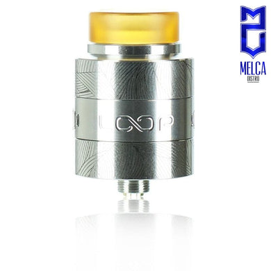 Geekvape Loop V1.5 RDA Stainless Steel - Tanks