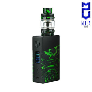 Geekvape Nova Alpha Kit - Black & Emerald - Kits