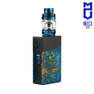 Geekvape Nova Alpha Kit - Black & Flare - Kits