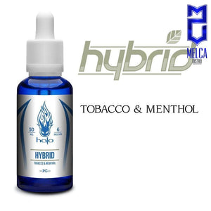 Halo White Hybrid 50ml - E-Liquids