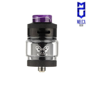 Hellvape Dead Rabbit RTA - Black - Tanks