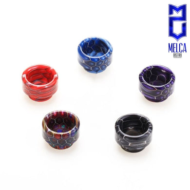 Hellvape Rebirth Resin Drip Tip 810 - Drip Tips