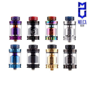 Hellvape Rebirth RTA - Tanks