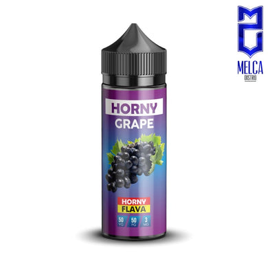 Horny Flava ICE Grape 120ml - E-Liquids