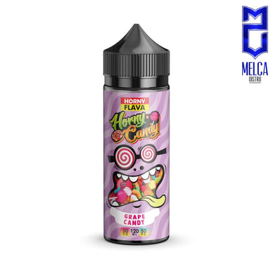 Horny Flava ICE Grape Candy 120ml - E-Liquids