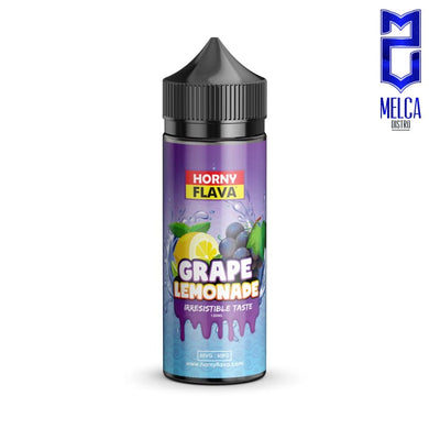 Horny Flava ICE Grape Lemonade 120ml - E-Liquids