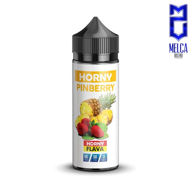 Horny Flava ICE Pinberry 120ml - E-Liquids