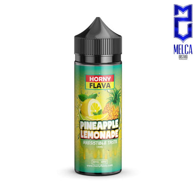 Horny Flava ICE Pineapple Lemonade 120ml - E-Liquids