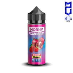 Horny Flava ICE Pomberry 120ml - E-Liquids
