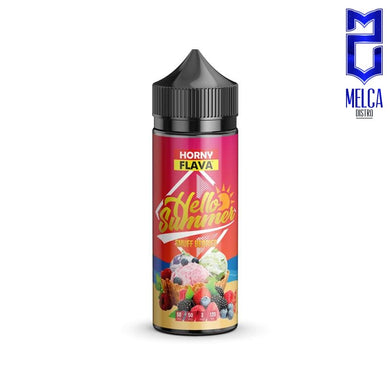 Horny Flava ICE Smuff Berries 120ml - E-Liquids