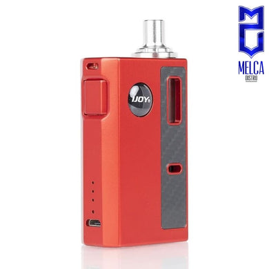 iJoy Mercury Kit Red Carbon - Pod Systems