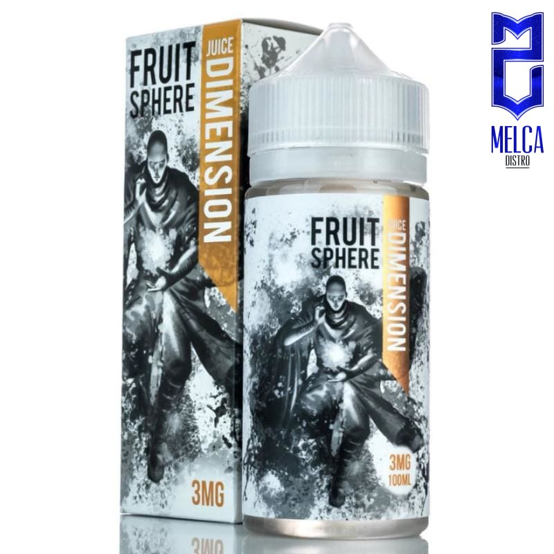 Juice Dimension Fruit Sphere 100ml - E-Liquids
