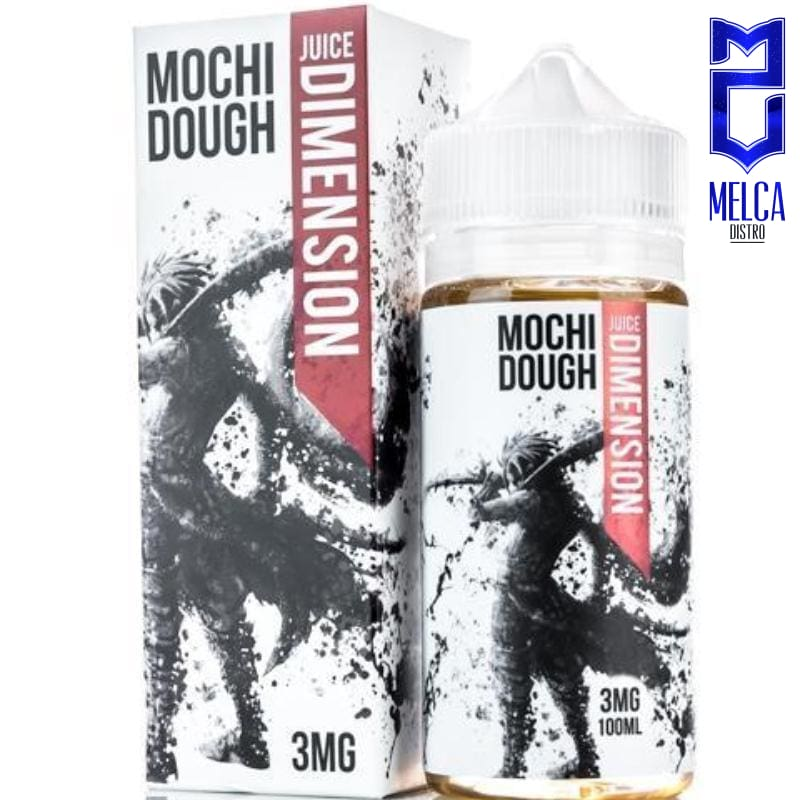 Juice Dimension Mochi Dough 100ml - E-Liquids