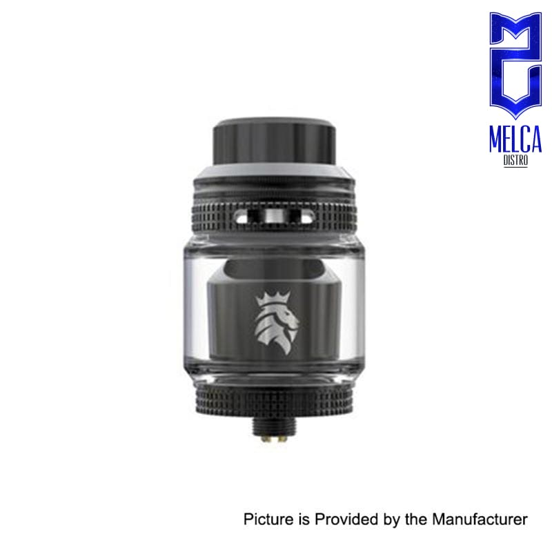 Kaees Solomon 3 RTA Gunmetal - Tanks