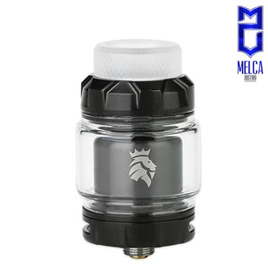 Kaees Stacked RTA 5ml Tank Black - Tanks
