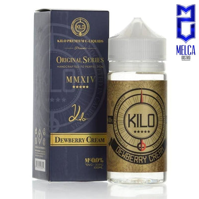 Kilo Dewberry Cream 100ml - E-Liquids