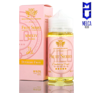 Kilo Fruit Series Dewberry Fruit 100ml - E-Liquids