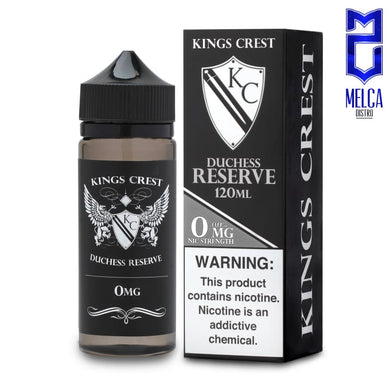 Kings Crest Duchess Reserve 120ml - E-Liquids