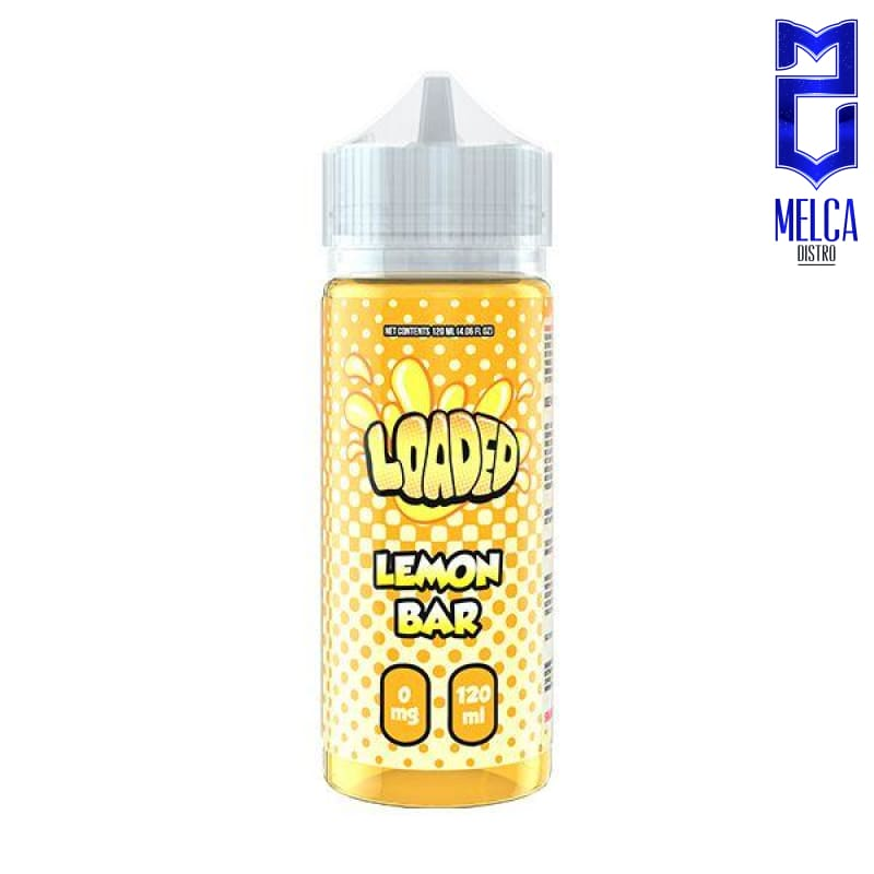 Loaded Lemon Bar 120ml - E-Liquids