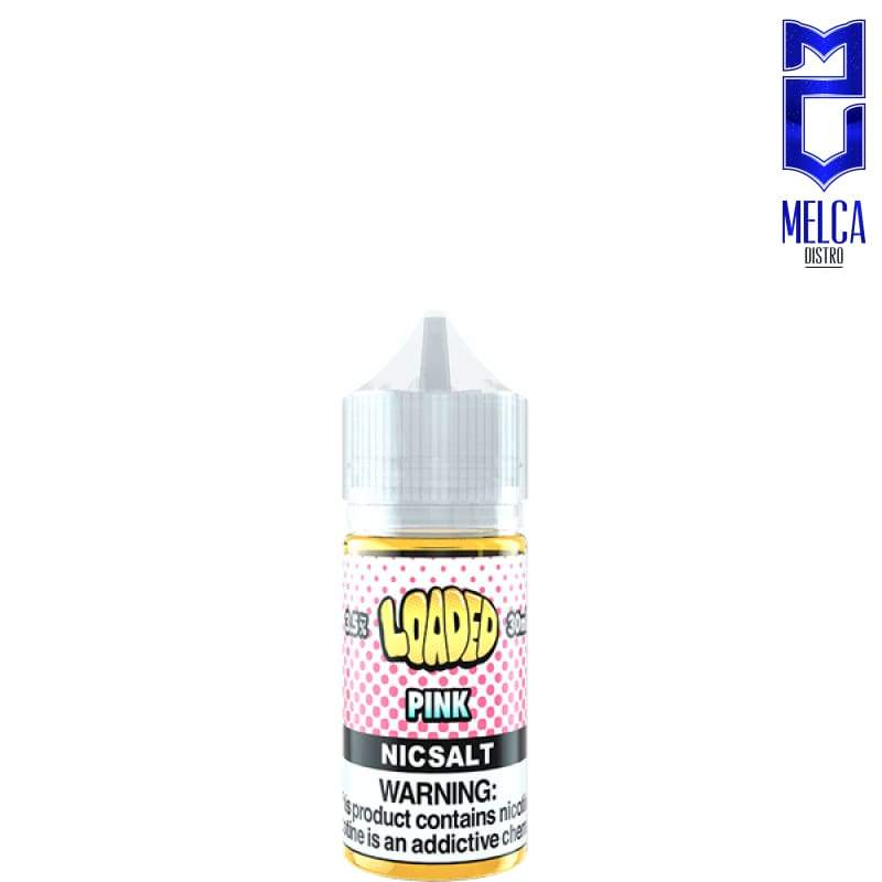 Loaded Salt Pink 30ml - E-Liquids