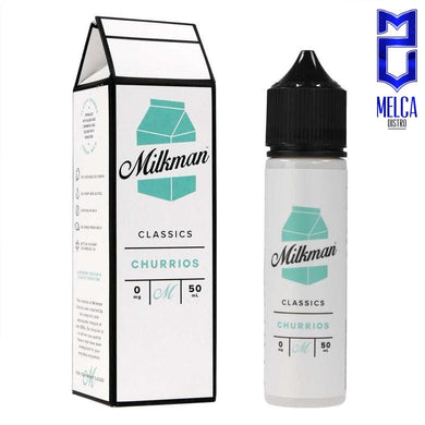 Milkman Churrios 60ml - E-Liquids