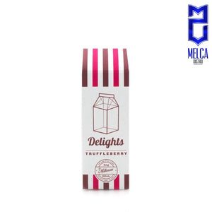 Milkman Delights Truffleberry 60ml - E-Liquids