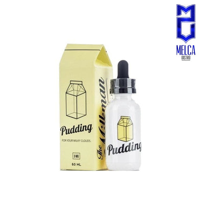 Milkman Pudding 60ml - E-Liquids