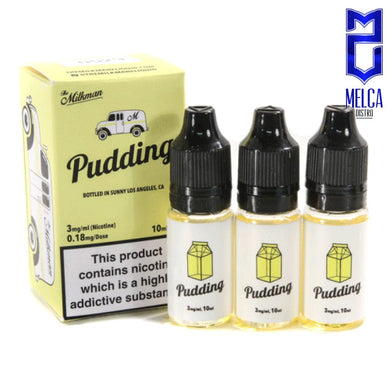 Milkman Pudding Pack 3x10ml - E-Liquids