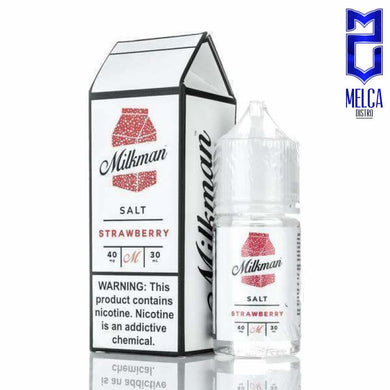 Milkman Salt Churrios 40mg 30ml - E-Liquids