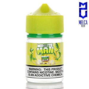 Minute Man Lemon Mint ICE 60ml - E-Liquids