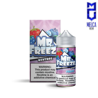 Mr. Freeze Berry Frost 100ml - E-Liquids