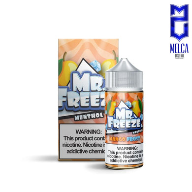 Mr. Freeze Mango Frost 100ml - E-Liquids