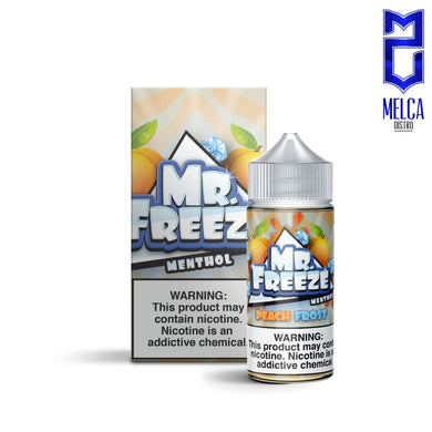 Mr. Freeze Peach Frost 100ml - E-Liquids