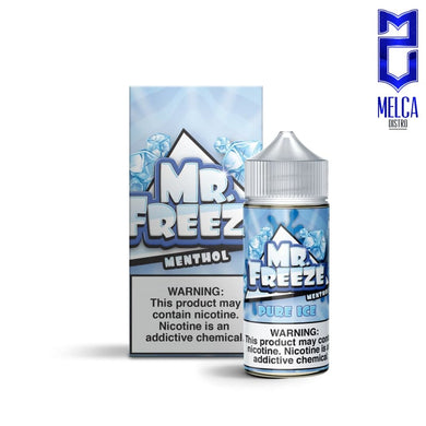 Mr. Freeze Pure Ice 100ml - E-Liquids