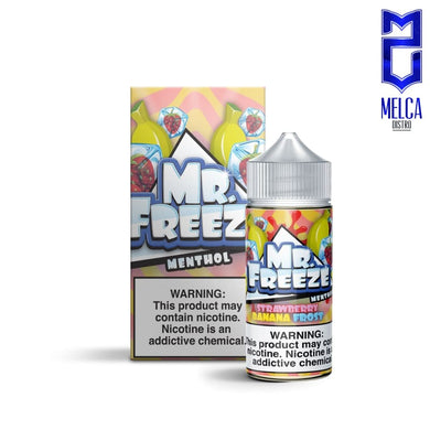 Mr. Freeze Strawberry Banana Frost 100ml - E-Liquids